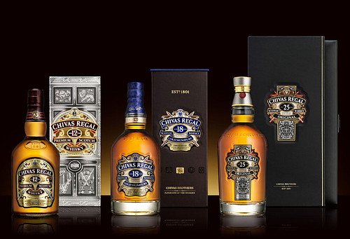 The majestic Chivas portfolio