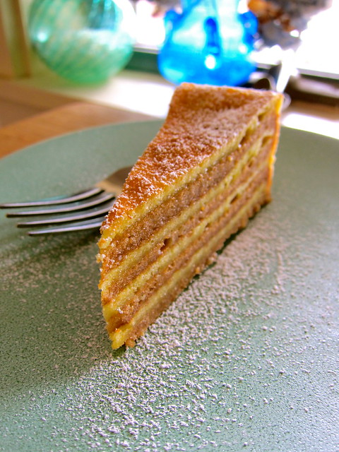 Spekkoek — Thousand Layer Spice Cake