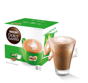 Introducing NESCAFÉ Dolce Gusto MILO - Alvinology