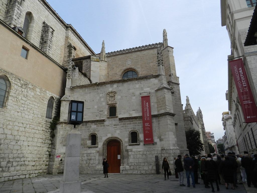 Capilla de San Gregorio Valladolid 02