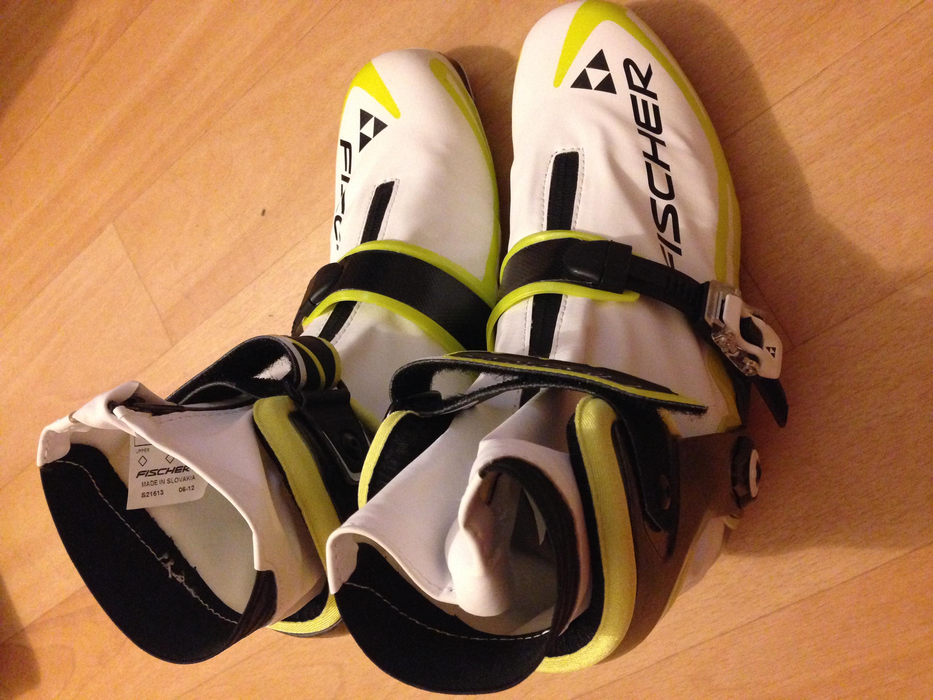 Běžkařské boty Fisher RCS Skating carbonlite 38 e5a15c15a8b