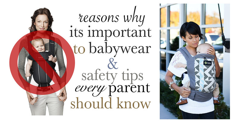 What every mom needs to know about babywearing and what carriers to buy.
