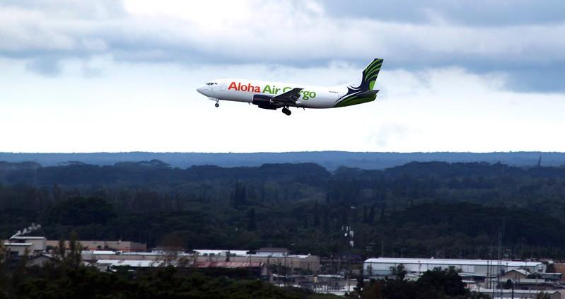 N301KH Aloha Cargo Boeing 737-330