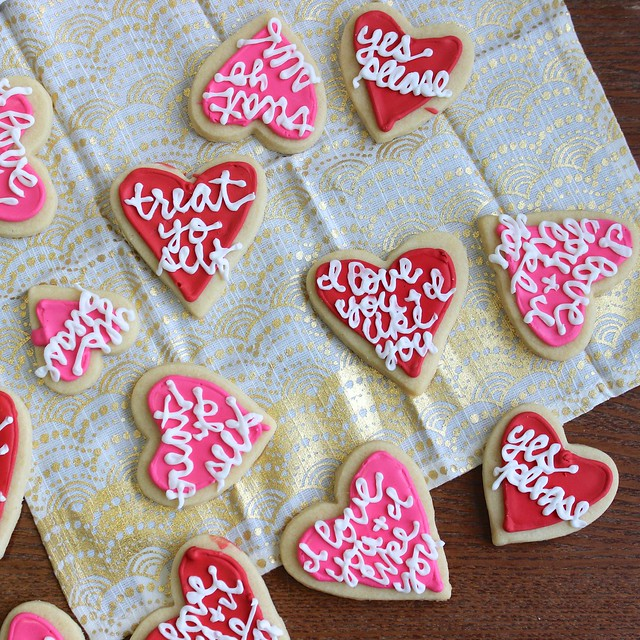 Galentine's Day Cookies