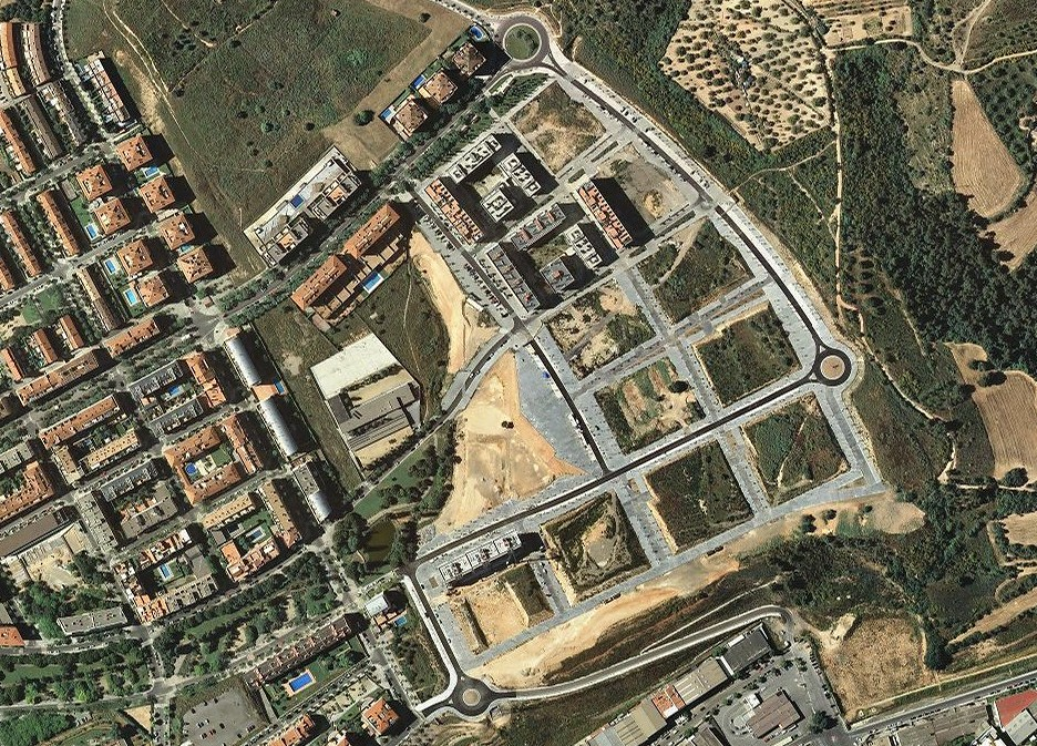 sant feliu de llobregat, barcelona, feliu sin tilde en catalán, después, urbanismo, planeamiento, urbano, desastre, urbanístico, construcción, rotondas, carretera