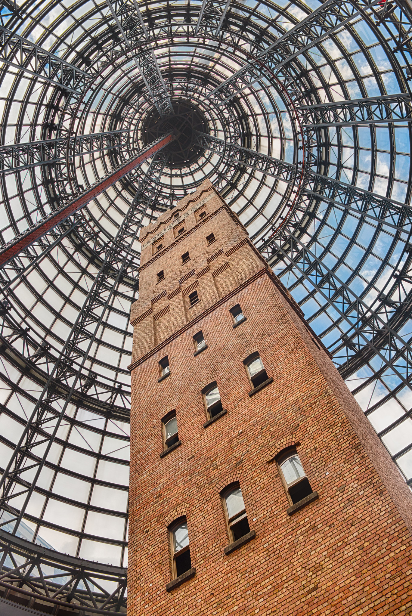 Coop's Shot Tower