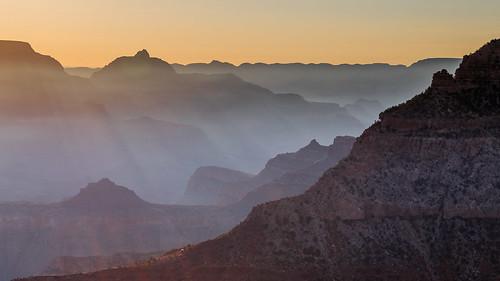 light arizona sunrise sunray 2014 grancanyon usroadtrip