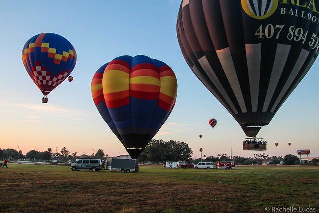 Orlando Hot Air Balloon Ride-13