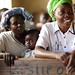 Kenya, church on Saturday by Dietmar Temps