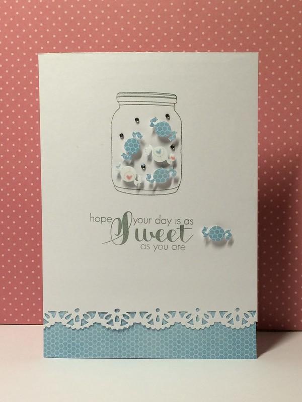 Sweet card by StickerKitten