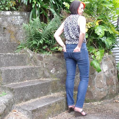 Ginger Jeans v1
