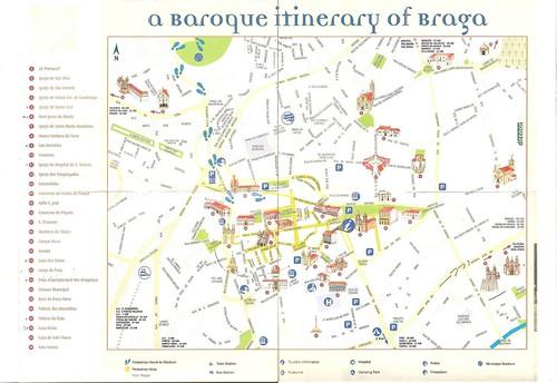 Braga Map