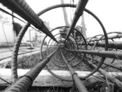 Iron tunnel