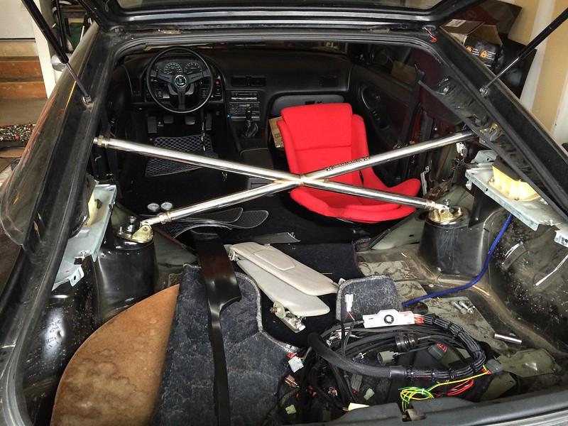 wiring a ka24 engine harness engine harmonic balancer