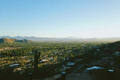 Camelback Mountain.
