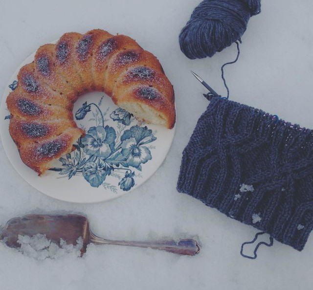 cakes and cables