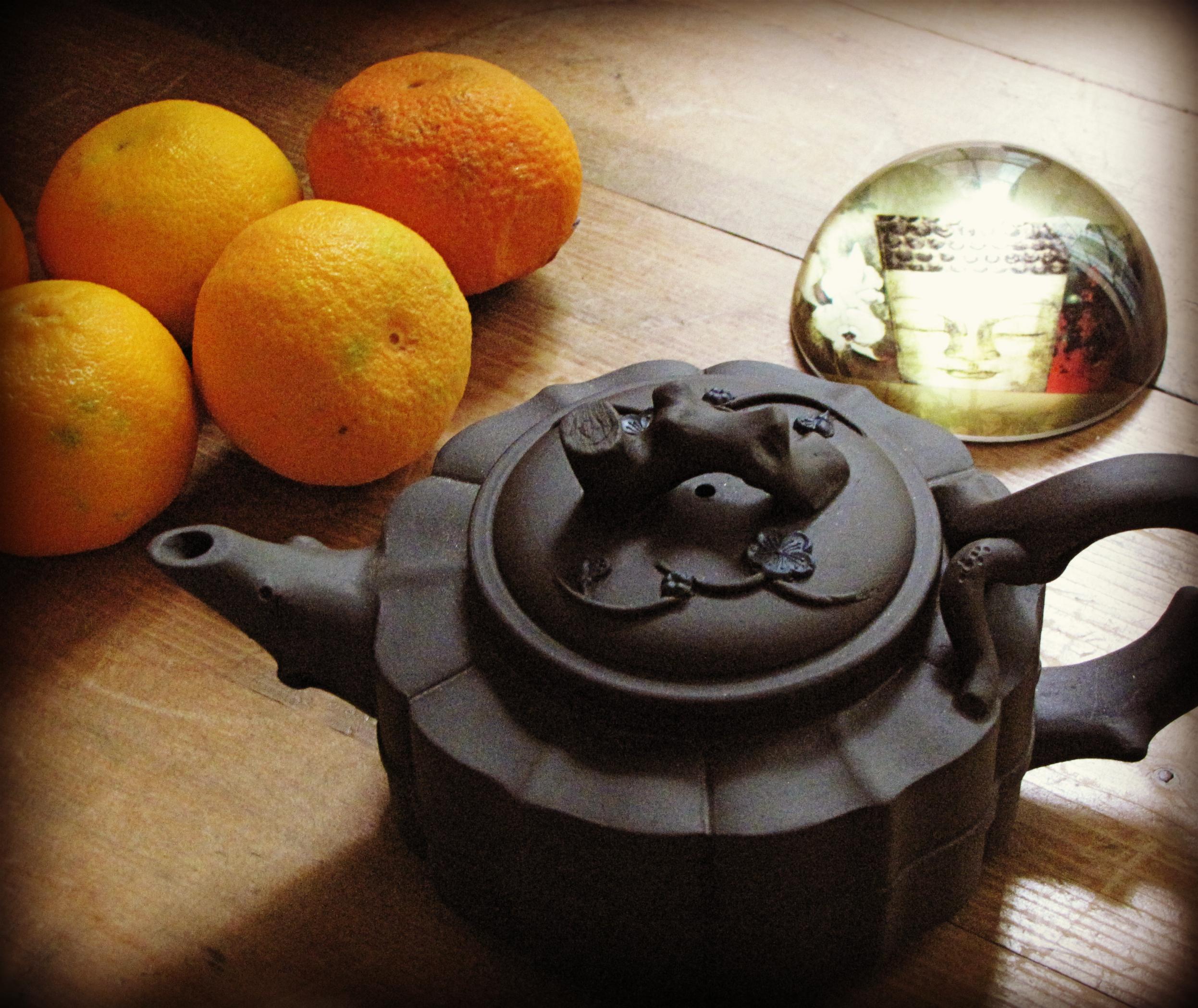 Lunar New Year Tea