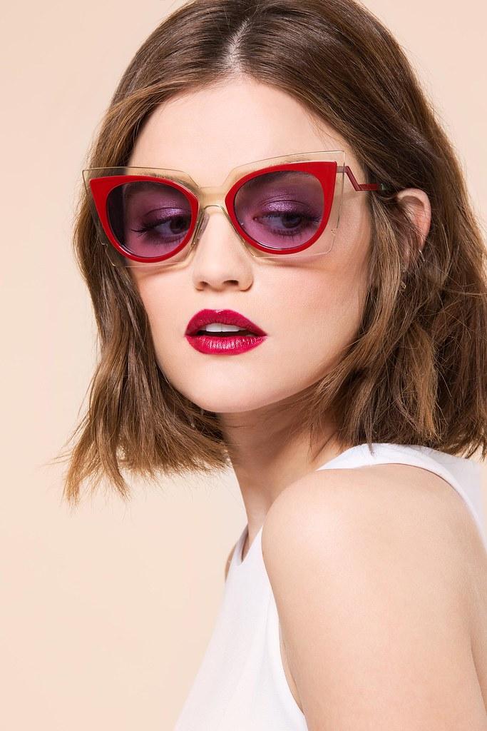 Люси Хейл — Фотосессия для «Cosmopolitan» 2016 – 5