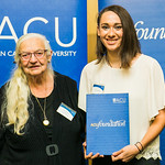 ACUscholarship2016-189 Delma Doherty and Erin- Taylor Healey