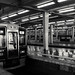Japan train in Osaka station by topcao