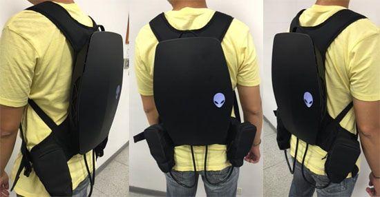 sac à dos VR Dell