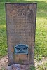 Grave of Revolutionary War veteran Francis Nichols (1765-1808), Carpenters Run Pioneer Cemetery, Blue Ash, Ohio.
