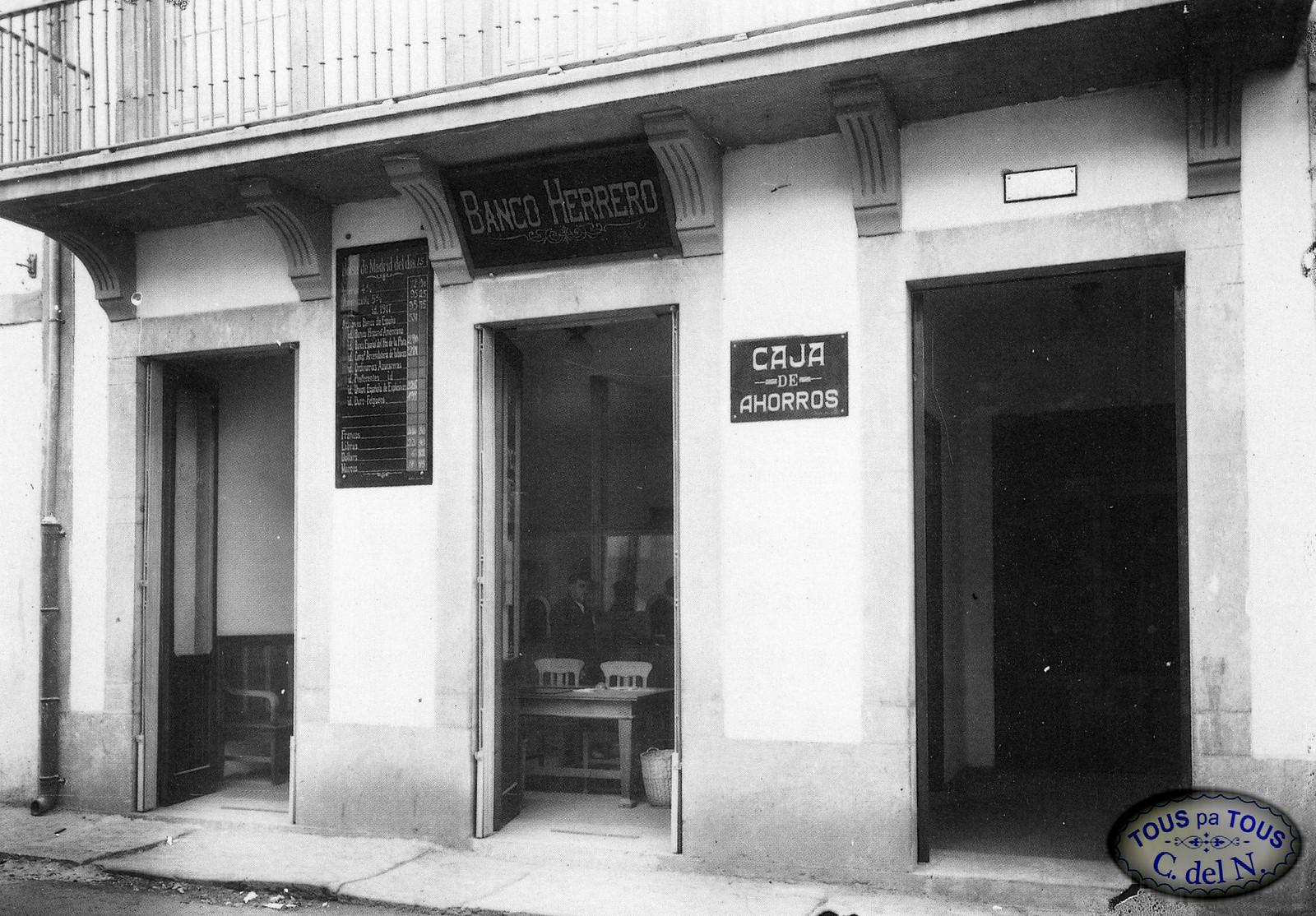 1917 - Banco Herrero