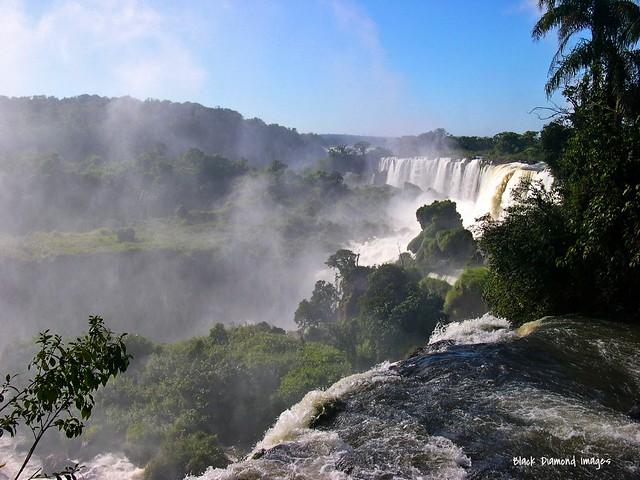Iguazú Falls, Parque Nacional Iguazú, Misiones Province, Argentina