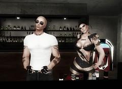 Lulus bar workers..