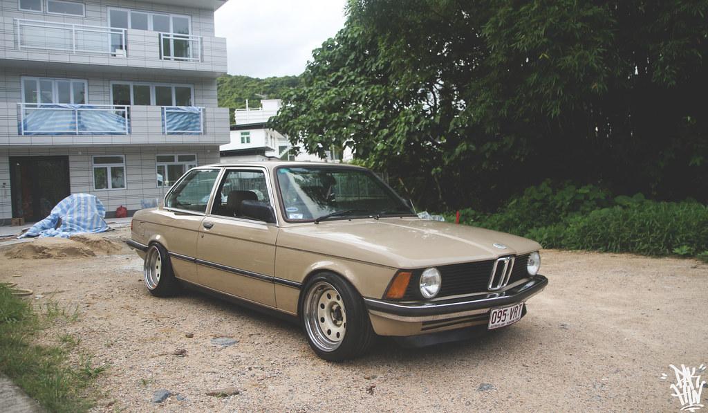 PAKHIN | BMW E21 318I
