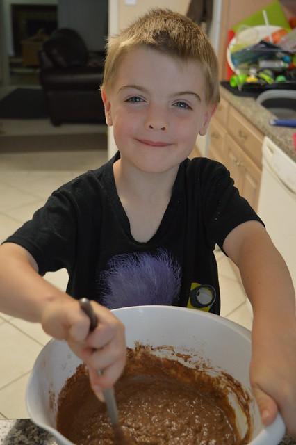 Cooking - Dulce de Leche cake 2