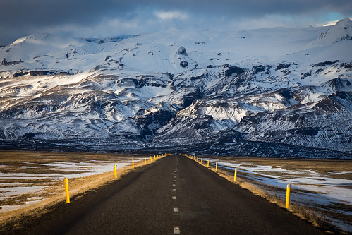 road sunrise fun iceland driving east ef70200f4is canon6d nonaceos