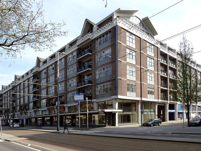 Industriegebouw Goudsesingel   Nieuwbouw Architectuur Rotterdam