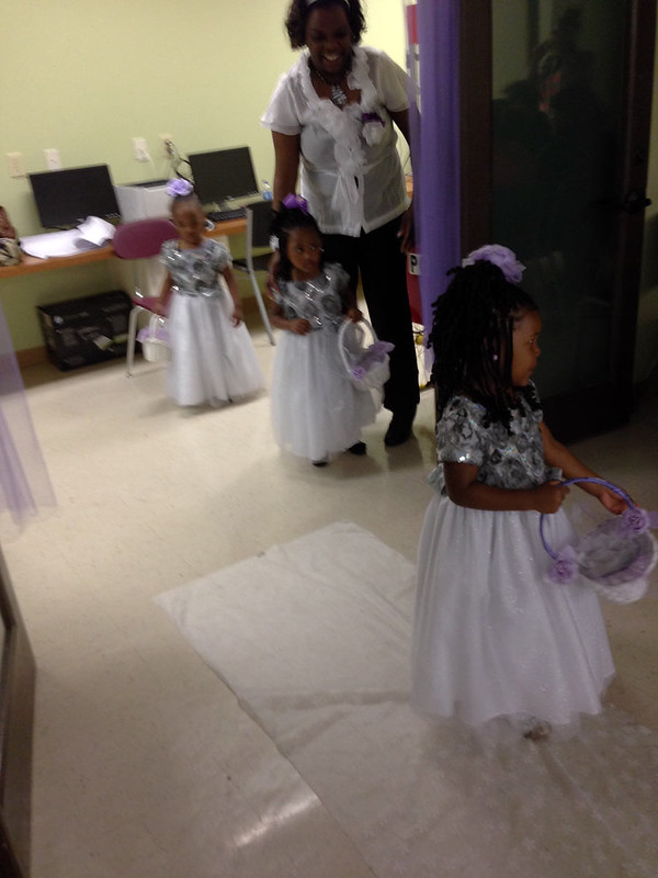 A Beautiful Wedding at The Empowerment Center