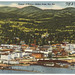 Small photo of Coeur d'Alene, Idaho from the air