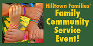 Hilltown Families' Family Community Service Events