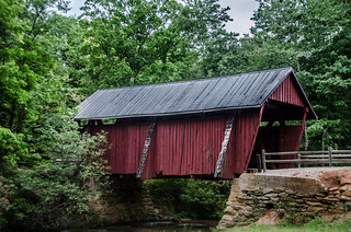 Campbell Covered Bridge