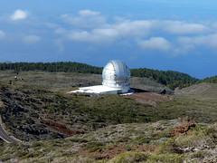La Palma - Roque de los Muchachos (Observatorio)