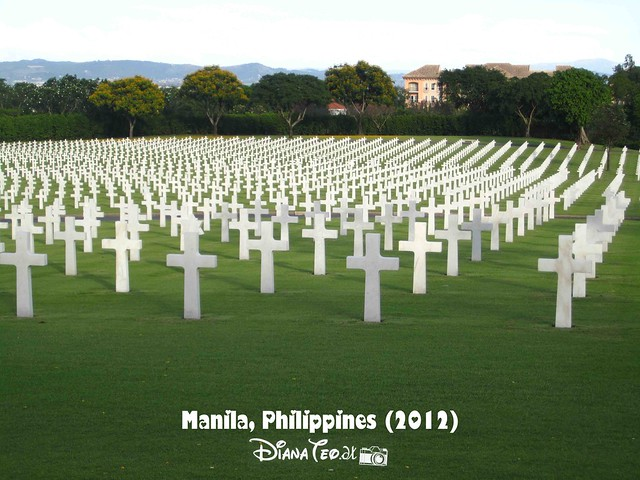 Day 4 - Philippines American Cemetery and Memorial 01