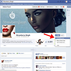 Enabling Facebook Notifications for your Close Friends & Favorite Facebook Pages