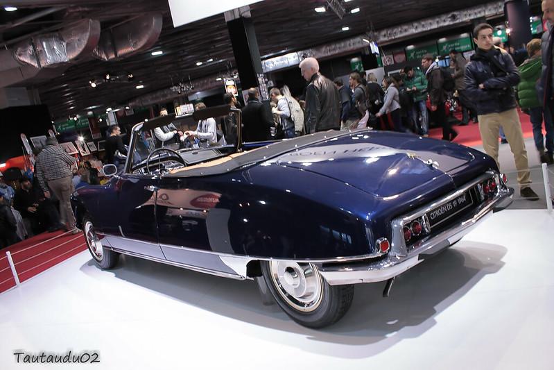 Citro 235 N Ds Cabriolet 1960