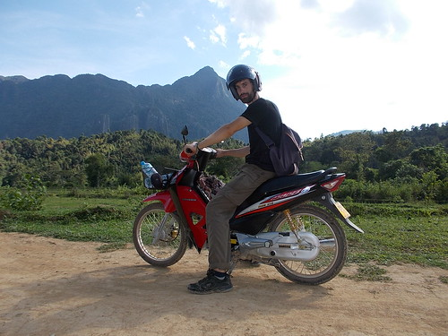 Backpacking Vang Vieng