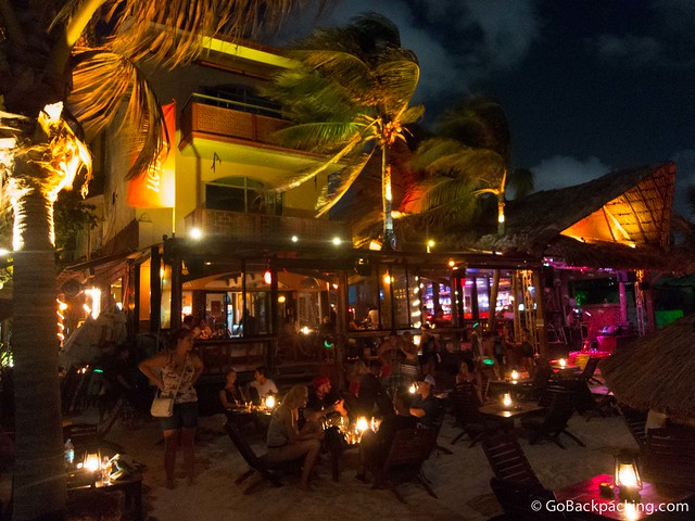 Fusion Beach Hotel, Bar and Grill