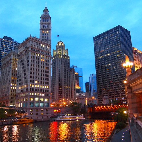 City Lights by rwchicago