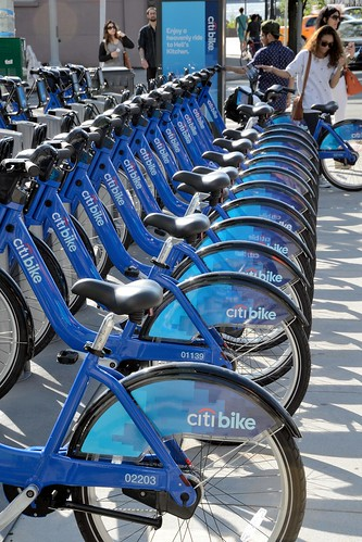 Day One for Citibike