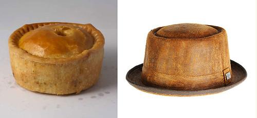 Pie Hat Hat Pie