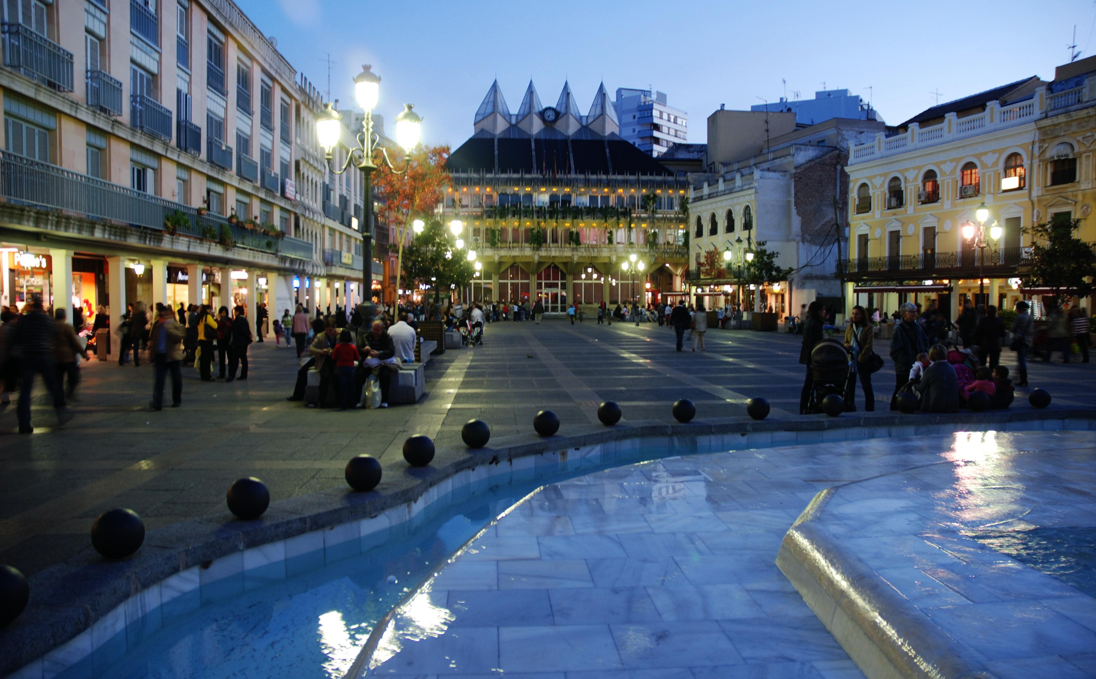 Plaza Mayor de Ciudad real. Autor, Kyezitri