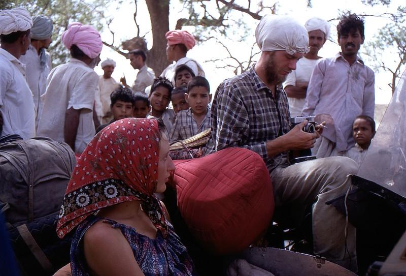 Mandu, Hindistan, 1969