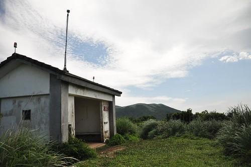 磺嘴山生態保護區避難山屋