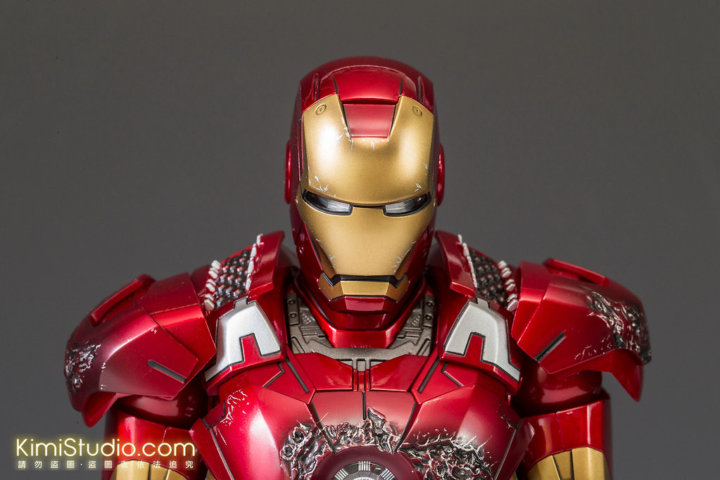 2013.06.11 Hot Toys Iron Man Mark VII-061